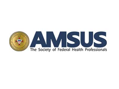 logo image amsus society of federal health professionals