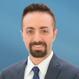 image of doctor jeroudi, ophthalmologist, retina specialist